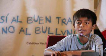 Escolares contra el bullying