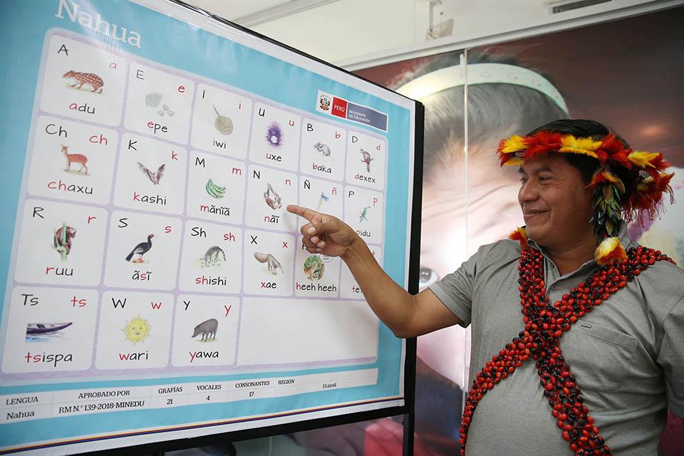 Alfabeto Nahua - EIB