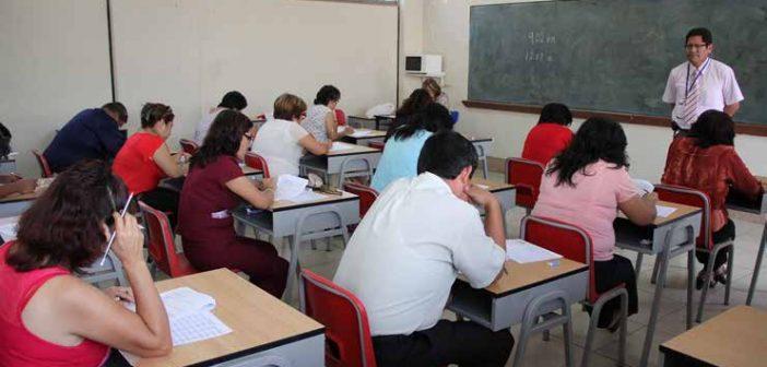 La evaluacion docente