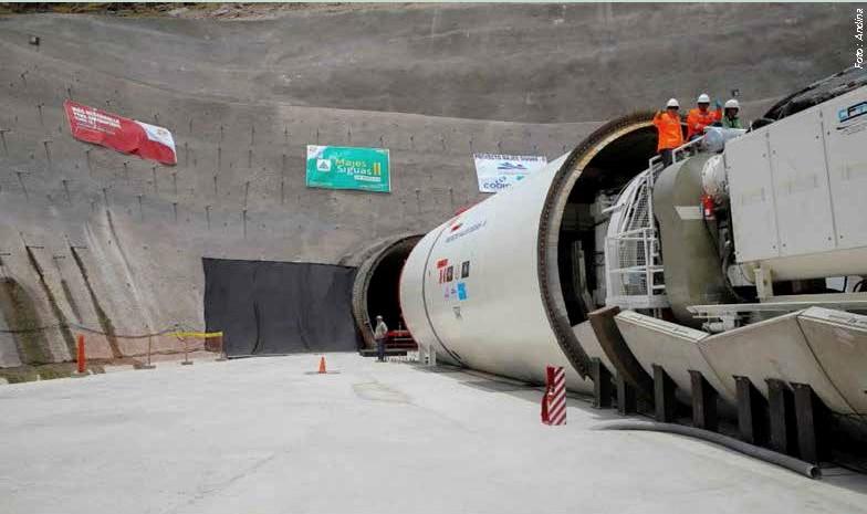 Majes Siguas II - Proyecto aún inconcluso en Arequipa