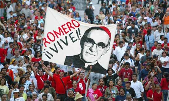 Canonización Monseñor Romero
