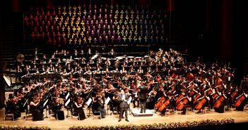 Presentación de Sinfonía por el Perú junto a Juan Diego Flores