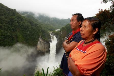 Iglesia y Amazonía