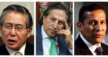 Lista de presidentes investigados