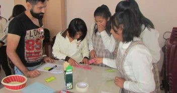 CEOP Ilo trabajando por la juventud