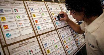 Padron electoral Mexico