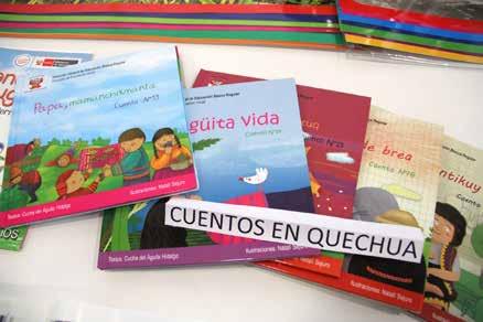 Libros en quechua