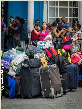 La llegada masiva de venezolanos al país ha iniciado la reflexión sobre convivencia y diversidad