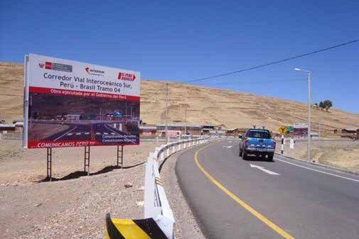 Realidad sur Perú