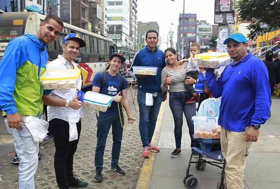 Efectos migración venezolana