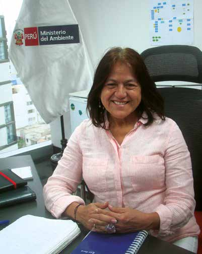 Albina Ruiz . Reciclaje de Residuos