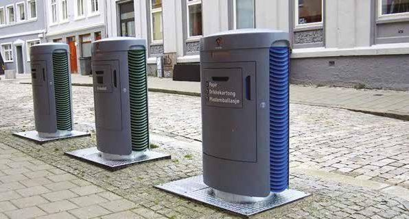 Noruega y su basura