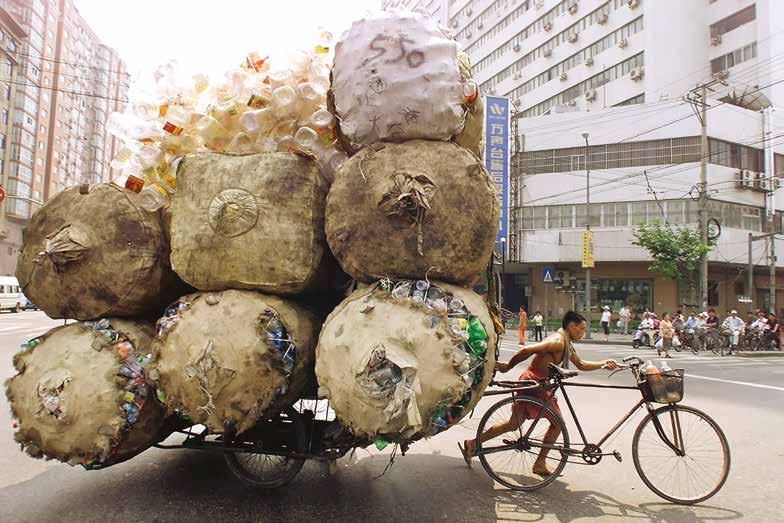 Globalización basura - Asia