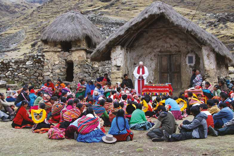 Misión jesuita Cusco
