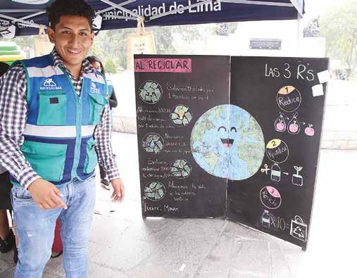 Reciclaje de residuos - Campaña