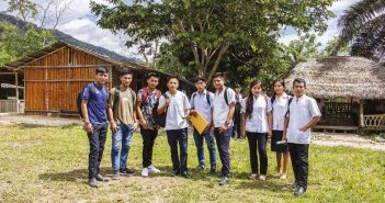 juventud amazónica