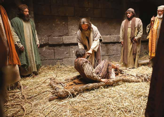 Jesús y la discapacidad