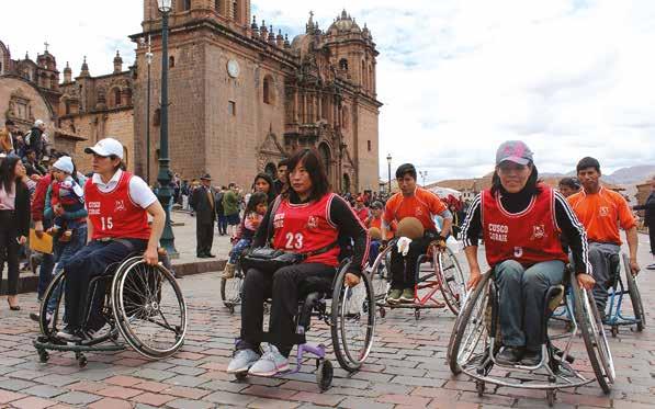 Discapacidad en la región Cusco