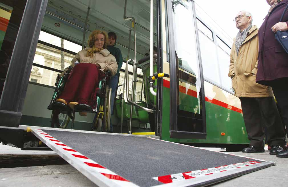Discapacidad e igualdad en España