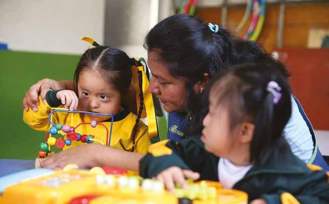 El Estado y la educación inclusiva