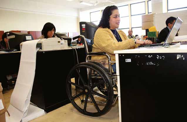 Inclusión laboral y productividad