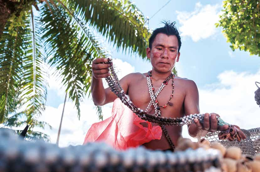 jesuitas en la Amazonía