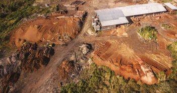 Deforestación Panamazonía