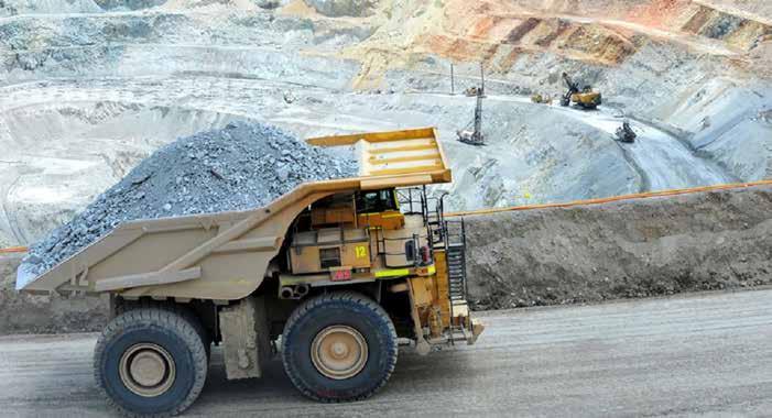 minería y covid