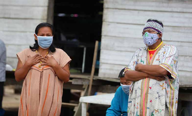 salud pública indigenas