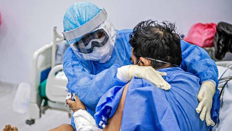 pandemia y sindemia política